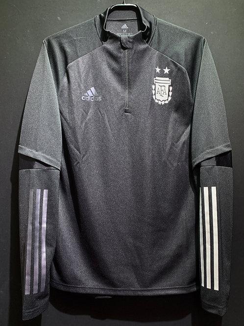 【2020】アルゼンチン代表 トレーニングトップ / Condition:A / Size:M