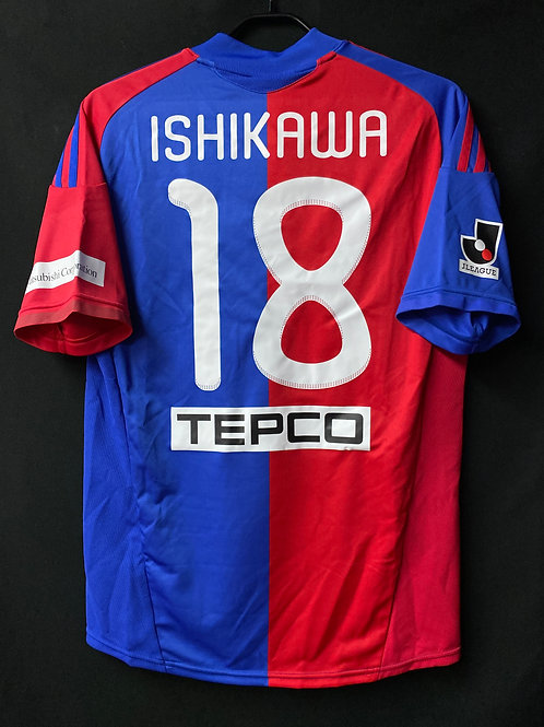 【2010/11】FC東京(H)/ Condition:New / Size:L(日本規格)