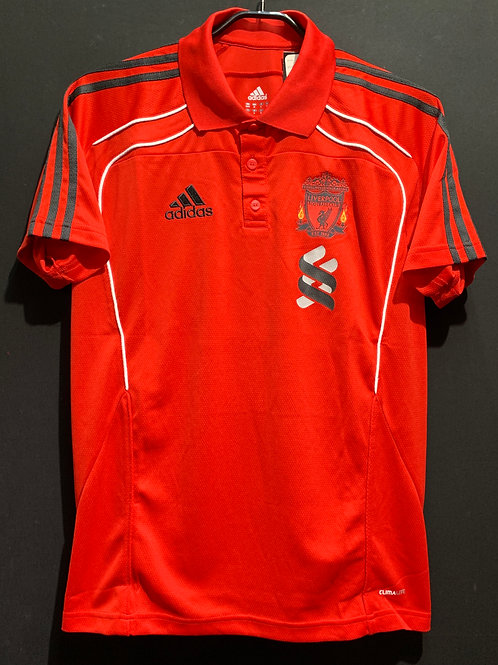 【2010/11】リバプール CONDIVO ポロシャツ / Condition:New / Size:O(日本規格)