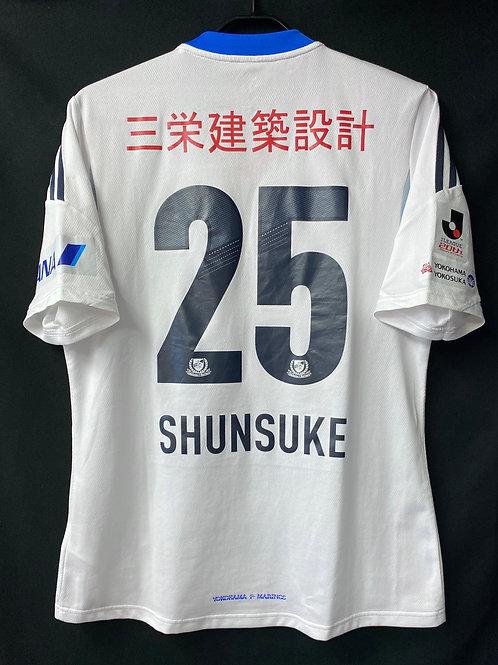 【2013】横浜F・マリノス(A)/ Condition:A- / Size:XO(日本規格)/ オーセンティック