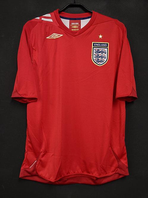 【2004/06】イングランド代表(A)/ Condition:New / Size:M