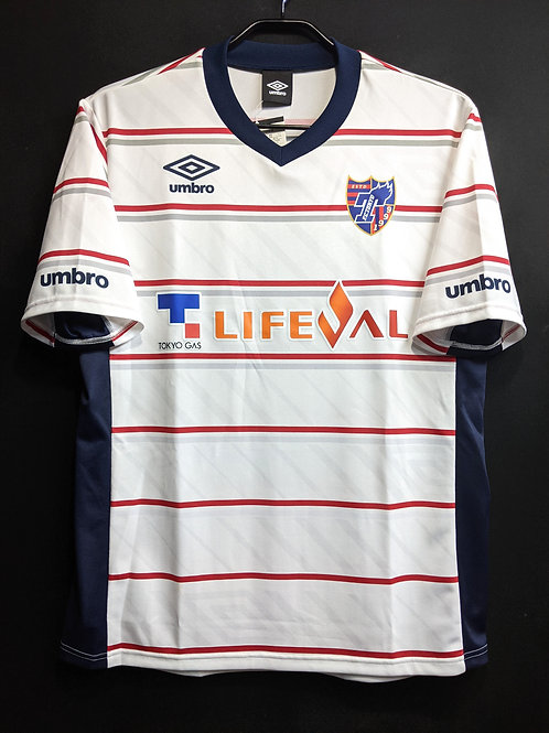 【2015】 / FC東京セカンダリーシャツ / Condition:New / Size:L(日本規格)