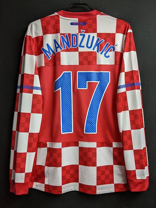 【2010/11】クロアチア代表(H)/ Condition:New / Size:L / 選手用