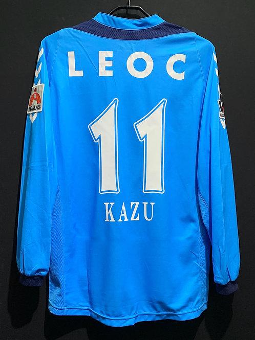 【2007】横浜FC(H)/ Condition:A- / Size:L(日本規格)/ オーセンティック