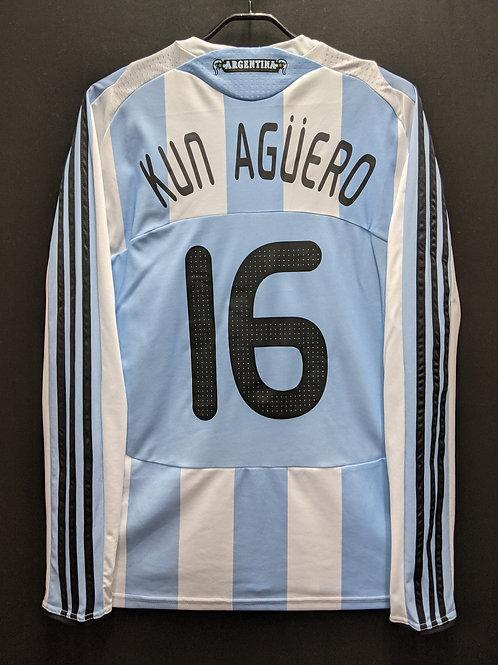 【2008/09】アルゼンチン代表(H) / Condition:A- / Size:XL