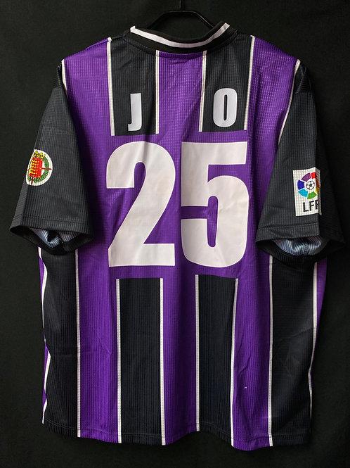 【1999/2000】レアル・バリャドリード(A)/ Condition:New / Size:L
