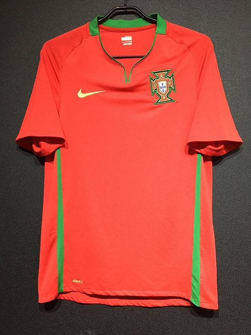 【2008/09】 / ポルトガル代表(H)/ Condition:A / Size:S