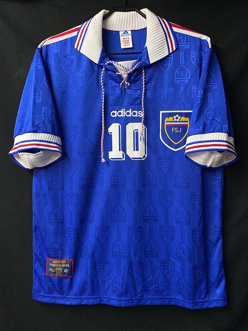 【1997】ユーゴスラビア代表(H)/ Condition:A / Size:L