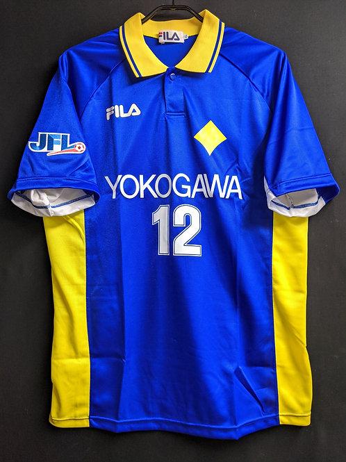 【1999/2000】/ 横河電気サッカー部(H) / Condition:A / Size:XL(日本規格)