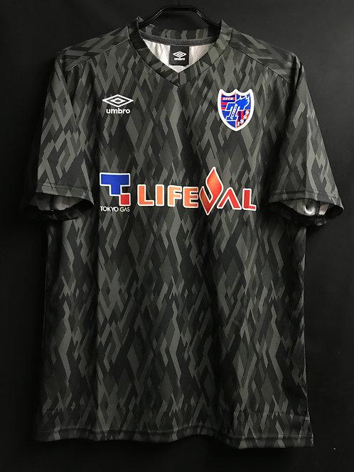 【2019】 / FC東京セカンダリーシャツ / Condition:New / Size:O-XO(日本規格)