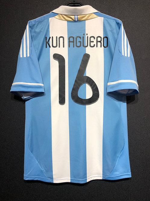 【2011】 / アルゼンチン代表(H)/ Condition:A- / Size:XL