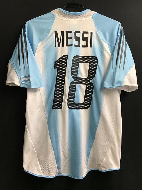 【2004/05】/ U-20アルゼンチン代表(H) / Condition:A / Size:S