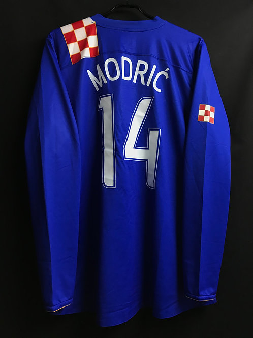 【2006/07】 / クロアチア代表(A) / Condition:B+ / Size:XL / 選手用