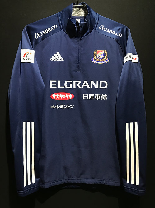 【2020】横浜F・マリノス CONDIVO20ウォームトップ / Condition:A / Size:L(日本規格)
