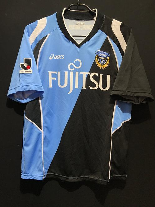 【2009/10】川崎フロンターレ(H)/ Condition:A- / Size:L(日本規格)