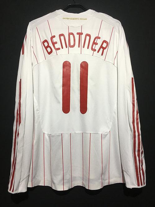 【2008/09】 / デンマーク代表(A) / Condition:B+ / Size:XL / 選手用