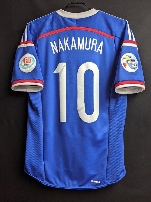 【2014】 / 横浜F・マリノス(ACL / H) / Condition:A / Size:L(日本規格)