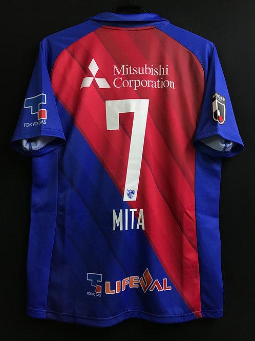 【2019】FC東京(H)/ Condition:A / Size:M-L(日本規格)