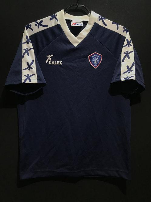 【1998/99】ペルージャ トレーニングシャツ/ Condition:A / Size:M