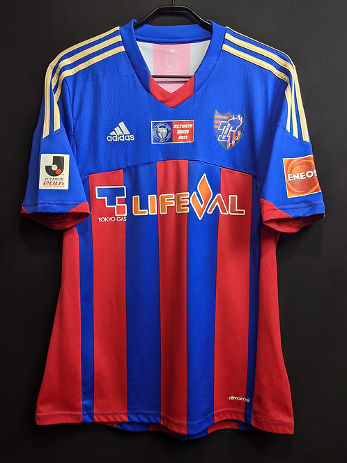 【2013】FC東京(H)/ Condition:B+ / Size:O(日本規格)