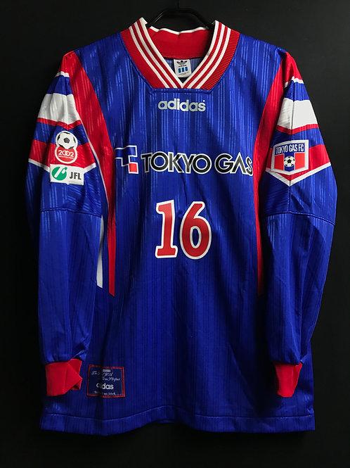 【1997/98】FC東京(H)/ Condition:New / Size:M-L(日本規格)