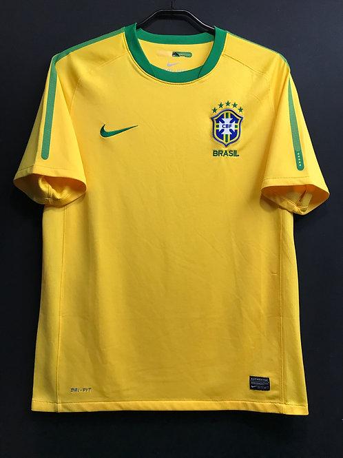 【2010/11】ブラジル代表(H)/ Condition:B+ / Size:M