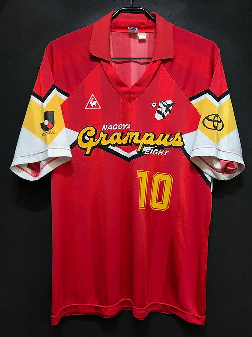 【1992/94】名古屋グランパス(CUP/H)/ Condition:B / Size:L(日本規格)