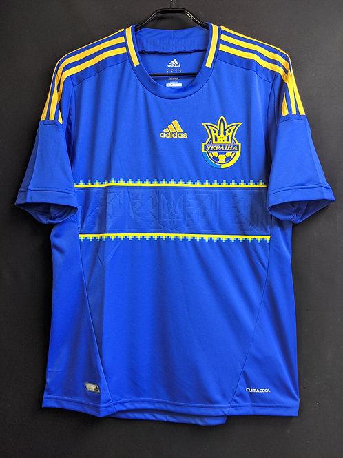 【2012/13】 / ウクライナ代表(A) / Condition:New / Size:M