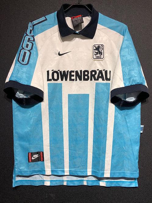 【1996/97】 / TSV1860ミュンヘン(H)/ Condition:B+ / Size:XL