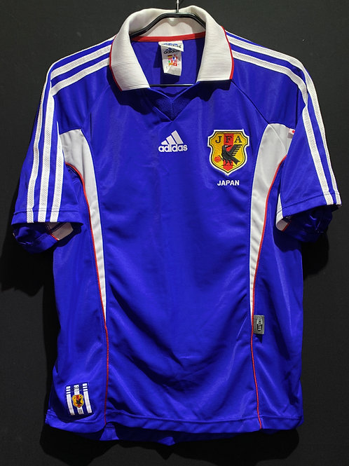 【1999/2000】日本代表(H)/ Condition:A- / Size:L(日本規格)