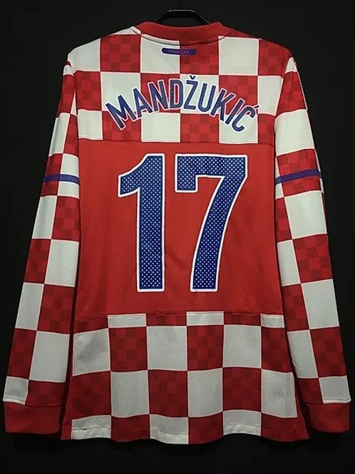 【2010/11】 / クロアチア代表(H) / Condition:New / Size:XL / 選手用