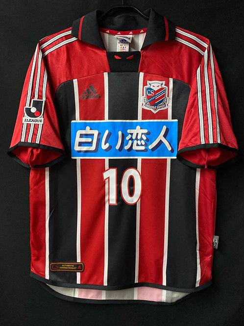 【2002】コンサドーレ札幌(H)/ Condition:A- / Size:M(日本規格)