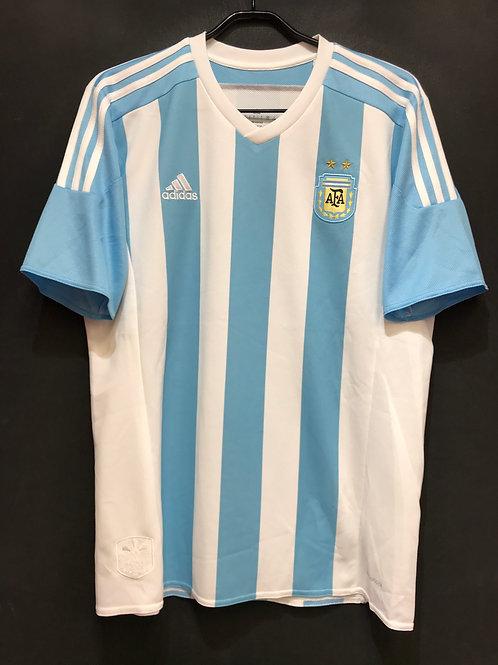 【2015】アルゼンチン代表(H)/ Condition:New / Size:L
