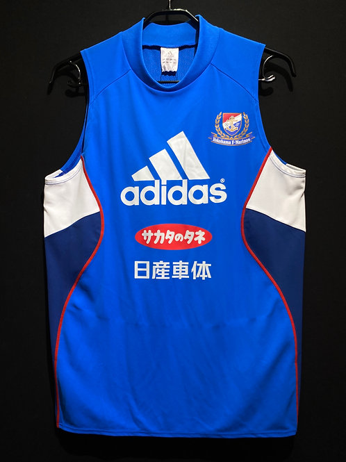 【2013】横浜F・マリノス TRノースリーブシャツ / Condition:New / Size:L(日本規格)
