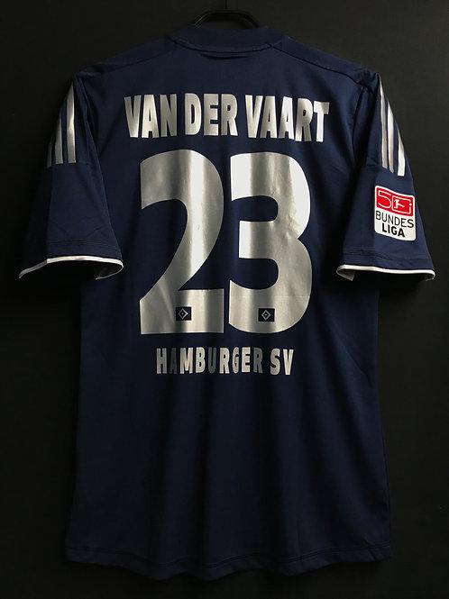 【2012/13】ハンブルガーSV(A)/ Condition:New / Size:M / 選手用