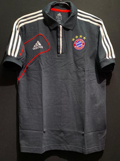 【2012/13】バイエルン Condivo12 ポロシャツ / Condition:New / Size:O(日本規格)