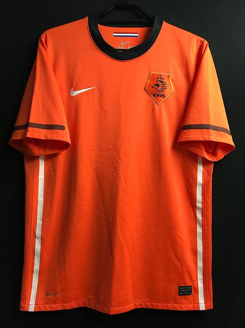 【2010/11】オランダ代表(H)/ Condition:A- / Size:L