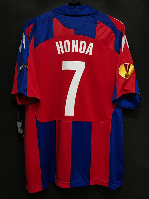 【2010/11】CSKAモスクワ(H)/ Condition:New / Size:XL