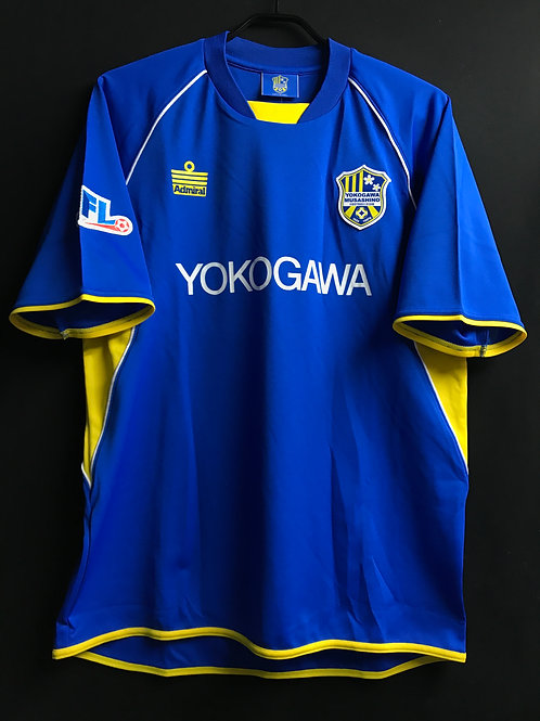 【2006】横河武蔵野FC(H)/ Condition:New / Size:O(日本規格)