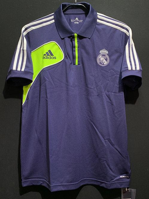 【2012/13】レアル・マドリード Condivo12 ポロシャツ / Condition:New / Size:O(日本規格)