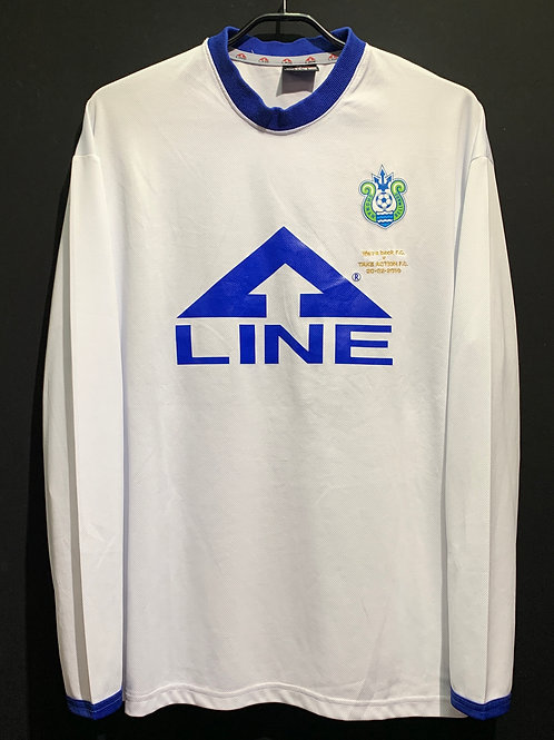 【2010】/ We're back FC プラクティスシャツ / Condition:A / Size:XL(日本規格)