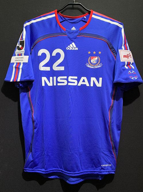 【2006】横浜F・マリノス(H)/ Condition:A- / Size:O(日本規格)/ オーセンティック