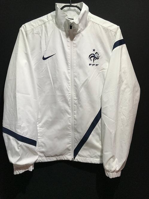 【2012】フランス代表ELITOウーブンウォームアップスーツ/ Condition:A / Size:S