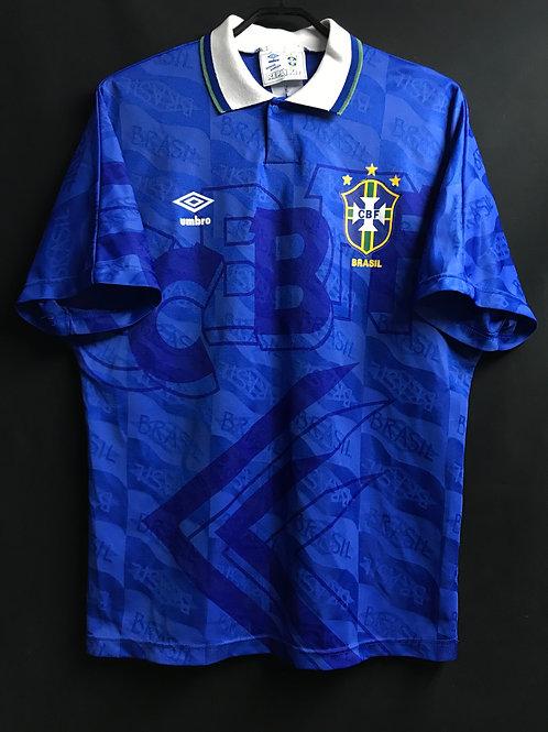 【1991/93】 / ブラジル代表(A) / Condition:B / Size:L相当