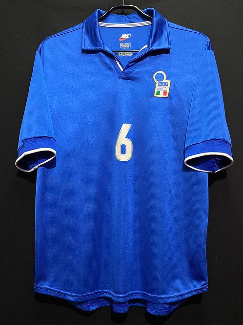 【1998】/ イタリア代表(H)/ Condition:A- / Size:L / 選手用