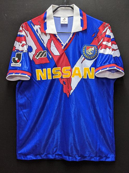 【1993/94】横浜マリノス(H) / Condition:B+ / Size:O(日本規格)