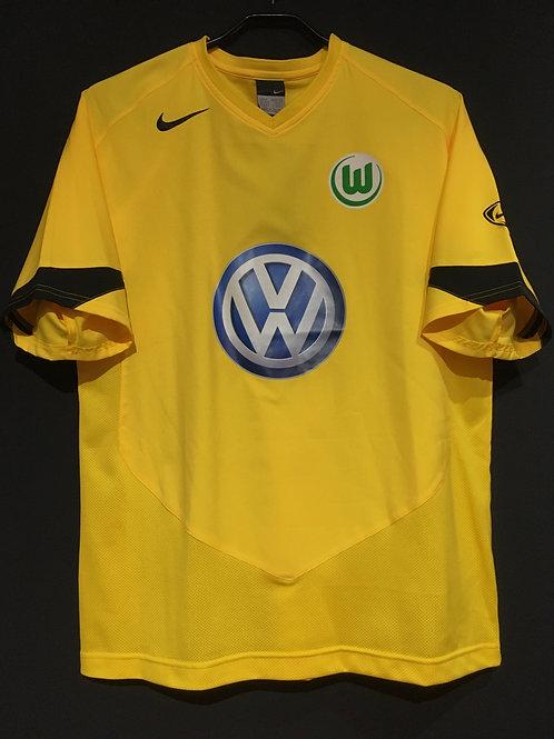 【2004/05】 / ヴォルフスブルク(A) / Condition:New / Size:M