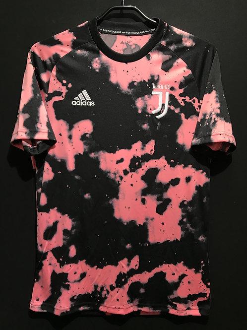 【2019/20】ユベントス ホームプレマッチシャツ/ Condition:New / Size:M(日本規格)