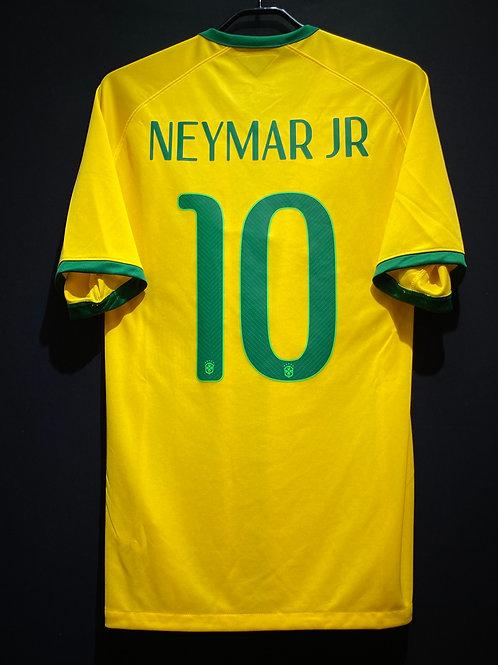 【2014/15】ブラジル代表(H)/ Condition:B+ / Size:XL