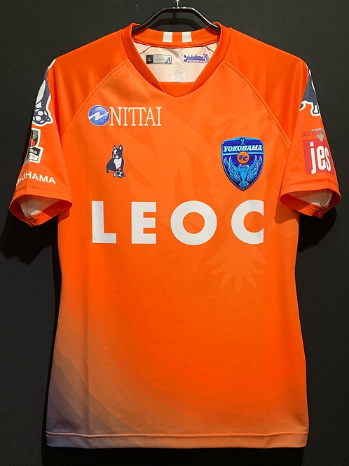 【2018】/ 横浜FC(GK)/ Condition:A / Size:L(日本規格)